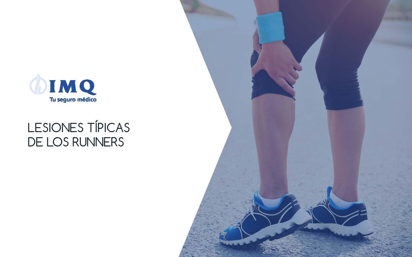 Guía lesiones típicas de runners