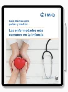 Mockup guía enfermedades infantiles