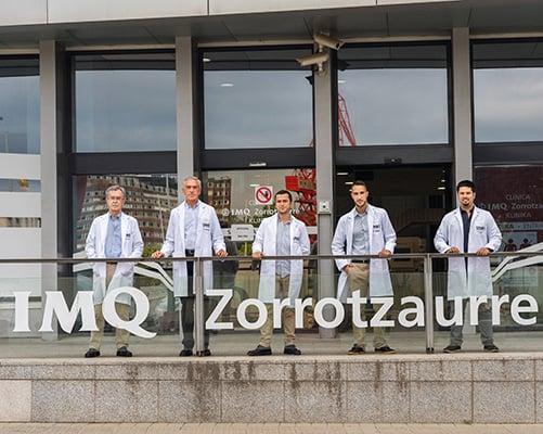 Unidad Neurocirugía Bilbao 2